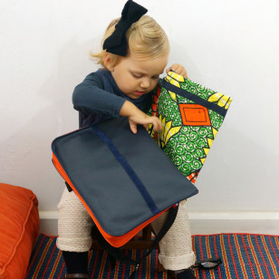 Cartable enfant de maternelle SO WAX ?