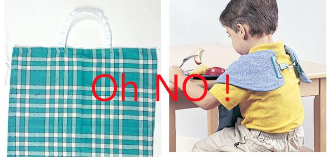 Serviette Elastique Pour La Maternelle Et Apres Mon Petit