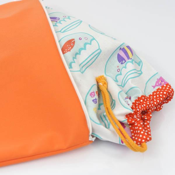Pochette imperméable et étanche - Divers coloris