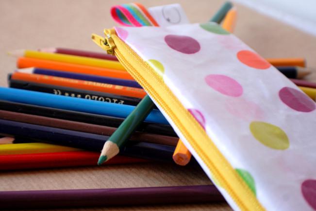trousse a crayon
