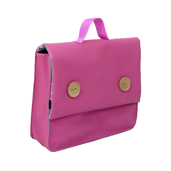 Cartable rose maternelle