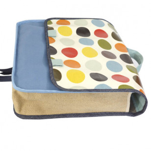 Cartable maternelle 24x32 vitaminé (Gd format)