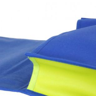 Cartable maternelle dino bleu (Gd)