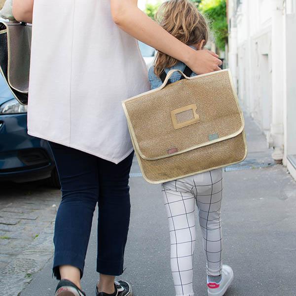 Cartable fille COLLAB' x Les Français sont gâtés
