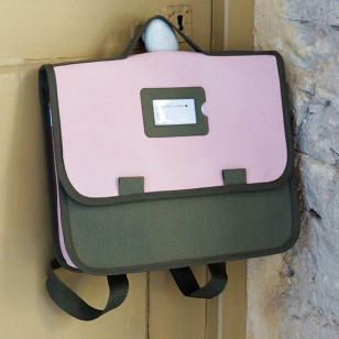 Cartable maternelle grand cahier