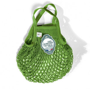 Petit sac filet vert laitue